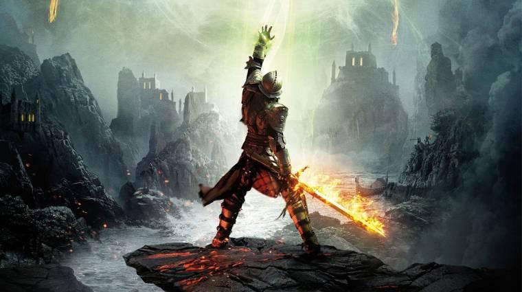 A BioWare-nek elméletben már megvan a Dragon Age 4-5 forgatókönyve bevezetőkép