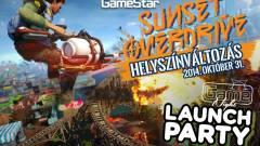 GameNight Sunset Overdrive - versenyek, nem csak őrülteknek kép