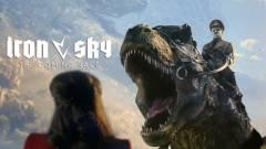 Iron Sky: The Coming Race - Hitler dínóháton érkezik az új trailerben kép
