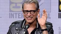 Jeff Goldblum soha életében nem játszott videojátékokkal kép