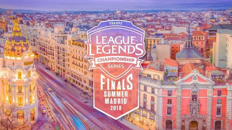 League of Legends - Spanyolországba megy az európai LCS döntője bevezetőkép