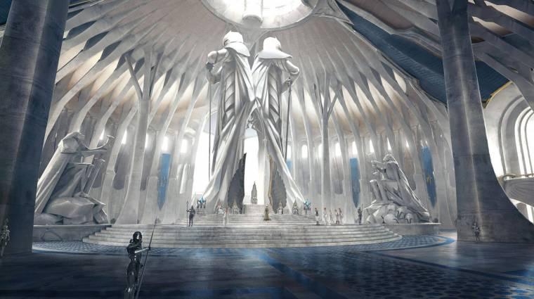 League of Legends - Demacia pusztulását hozza a következő bajnok? bevezetőkép