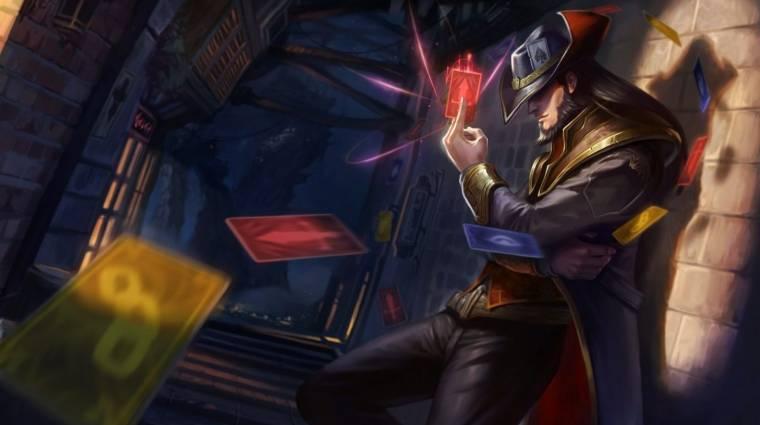 League of Legends - a legutóbbi update egy fiktív játékra utal bevezetőkép