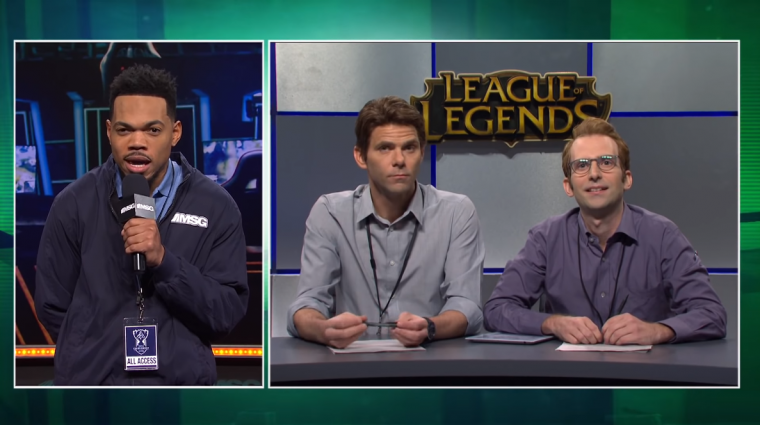 Napi büntetés: így szenvedne egy laikus sportriporter a League of Legends világbajnokságon bevezetőkép
