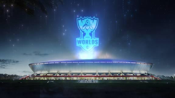 Kína ad otthont idén a League of Legends-világbajnokságnak kép