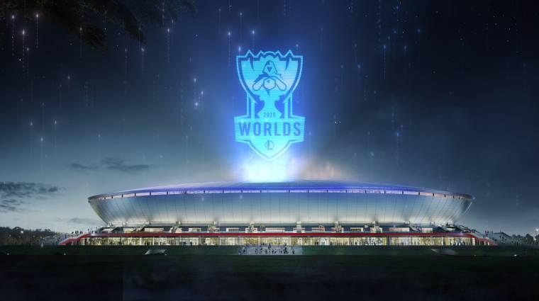 Kína ad otthont idén a League of Legends-világbajnokságnak bevezetőkép