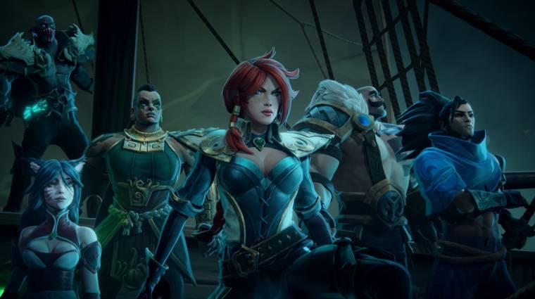 A Riot Games készül valamire, holnap jön a 2021-es szezon bemutatója bevezetőkép