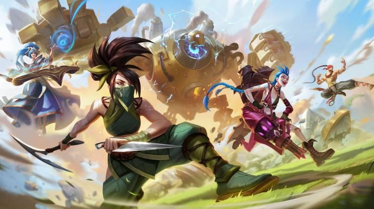Hamarosan egységesített kliensből indulhatnak a Riot Games játékai bevezetőkép