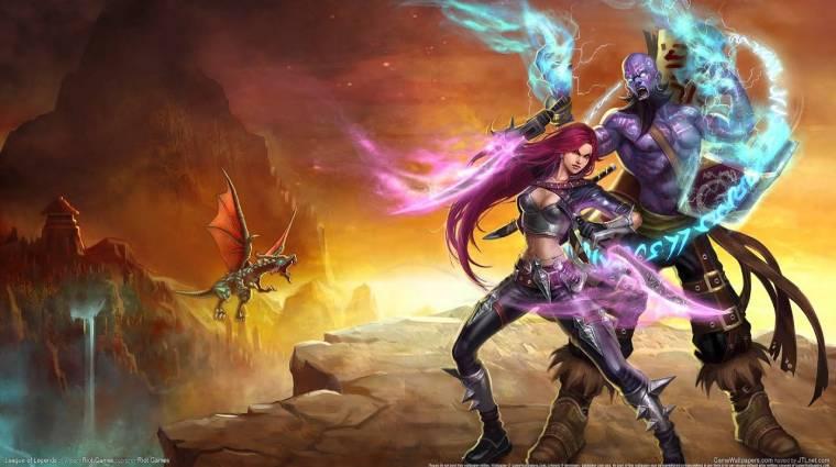 A Riot lelőtt egy rajongói League of Legends szervert, de a háttérsztori a legérdekesebb bevezetőkép