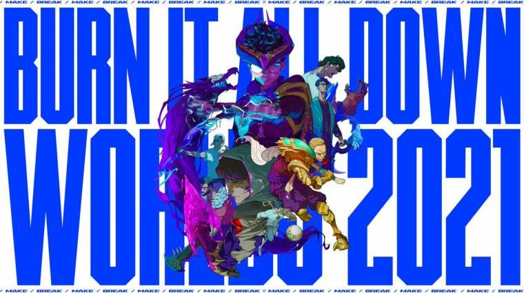 Megjött a League of Legends 2021-es világbajnokságának himnusza bevezetőkép
