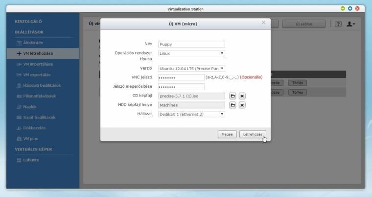 QNAP TS-251: VM- és videós lehetőségek - PC World