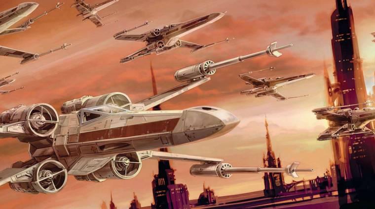 Patty Jenkins filmje, a Star Wars: Rogue Squadron egy teljesen új történet lesz bevezetőkép