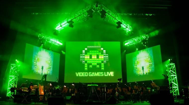 Video Games Live - beszámoló egy zenésztől bevezetőkép