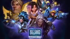 A gamescomon megrendezett Video Games Live előadáson a Blizzard zenéi kapták a főszerepet kép