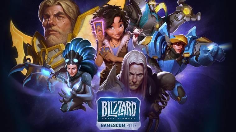 A gamescomon megrendezett Video Games Live előadáson a Blizzard zenéi kapták a főszerepet bevezetőkép