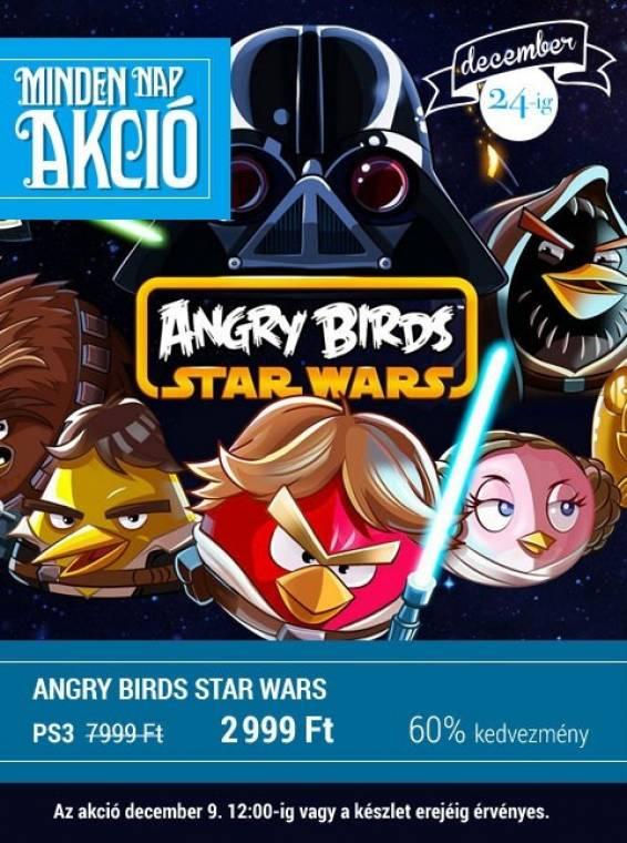 angry birds adventi naptár Gamer Adventi Naptár   Star Wars karakterek a mai akcióban   Hír  angry birds adventi naptár