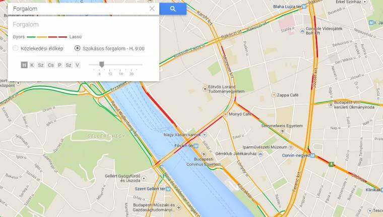 Google Maps Trukkok Amiket Mindenkinek Ismerni Kell Pc World