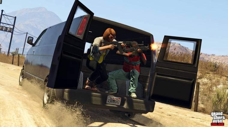 Grand Theft Auto Online - felújítva tér vissza a Trading Places mód bevezetőkép