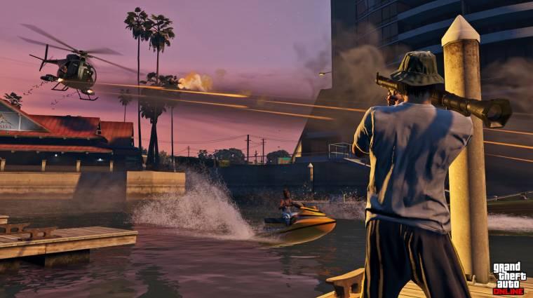 Grand Theft Auto Online - gondok vannak a karakterek átmentésével bevezetőkép
