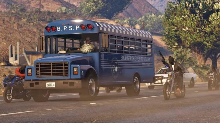 Grand Theft Auto Online - egy rakás játékost kitiltottak a napokban, valószínűleg véletlenül bevezetőkép