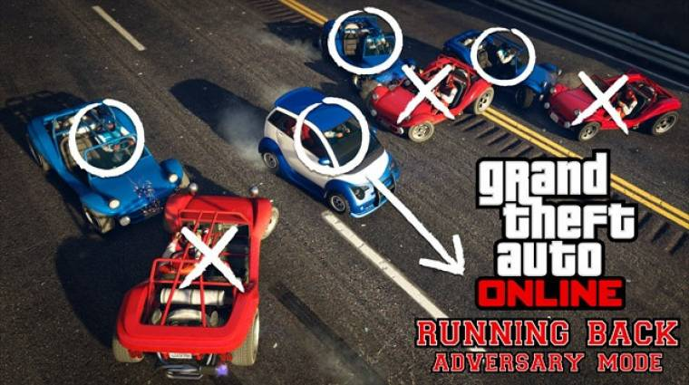 Grand Theft Auto Online - autós amerikai foci a következő játékmód bevezetőkép