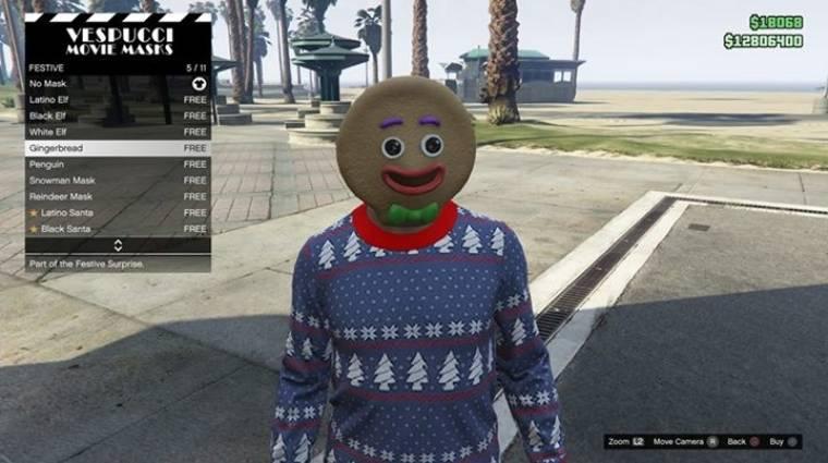 Grand Theft Auto Online - nyugalom, közeleg a tél bevezetőkép