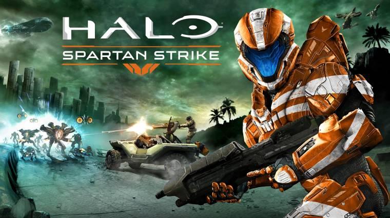Halo: Spartan Strike megjelenés - a Halo: TMCC miatt elhalasztva bevezetőkép