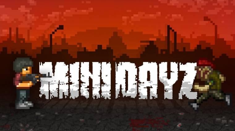 Mini DayZ, Global Outbreak - a legjobb mobiljátékok a héten bevezetőkép