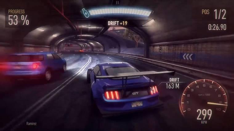 Need for Speed: No Limits - ez azért szép lesz (videó) bevezetőkép