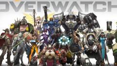 Overwatch - szerinted melyik a legnépszerűbb karakter? kép