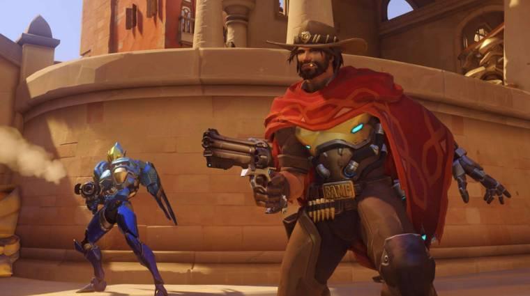 Overwatch - a Blizzard beperelte a csalóprogramok készítőjét bevezetőkép