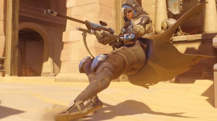 Overwatch - két hőst is átdolgoztak az új frissítésben bevezetőkép