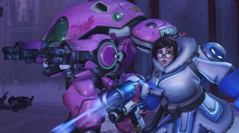 Overwatch - új skinekkel, voice line-okkal, és táncokkal hergel minket a Blizzard bevezetőkép