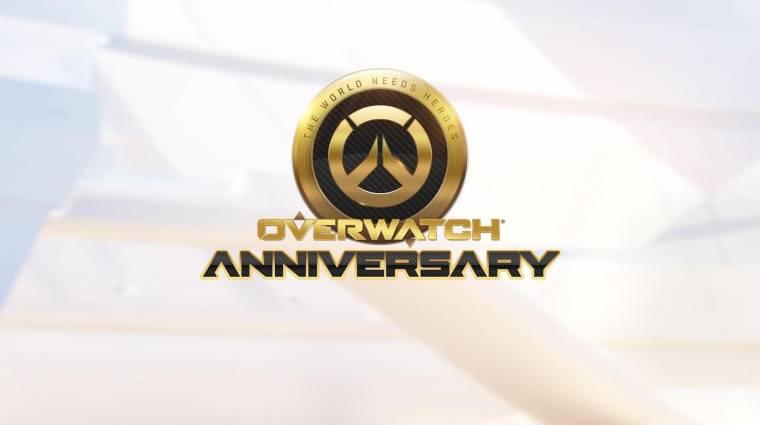 Overwatch - elindult az évfordulós ünneplés, videót is kaptunk bevezetőkép
