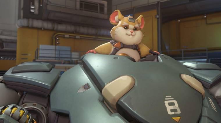Overwatch - Hammond már játszható a tesztszerveren bevezetőkép