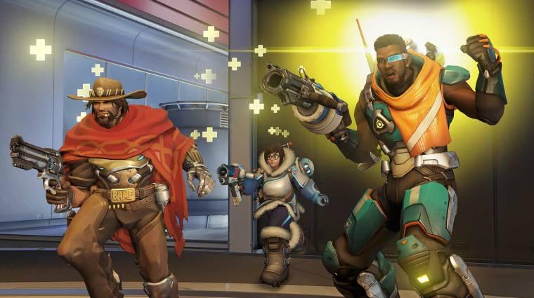 Overwatch - már tesztelhető a visszajátszás bevezetőkép