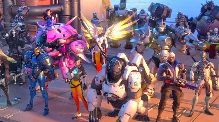Overwatch - a Blizzard a tüntetések miatt törölhetett egy eseményt bevezetőkép