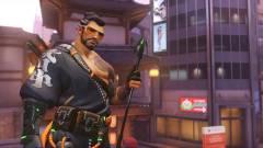 Az új Overwatch pályával új kihívás is kezdődött, egy Hanzo skin a jutalom kép