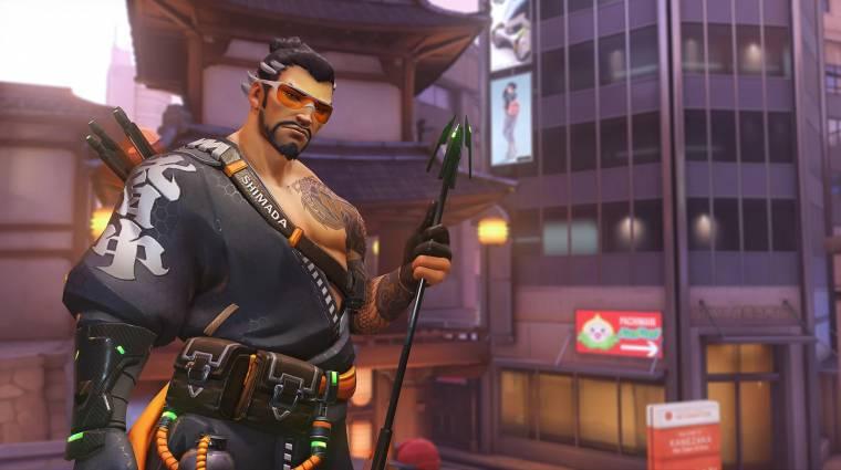 Az új Overwatch pályával új kihívás is kezdődött, egy Hanzo skin a jutalom bevezetőkép
