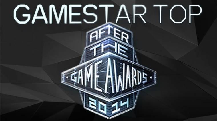 The Game Awards 2014 - ezek voltak az év legjobb játékai  bevezetőkép