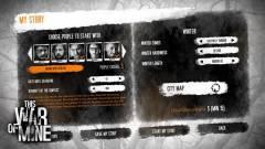 This War of Mine - karakterszerkesztő és új helyszínek az új frissítésben kép