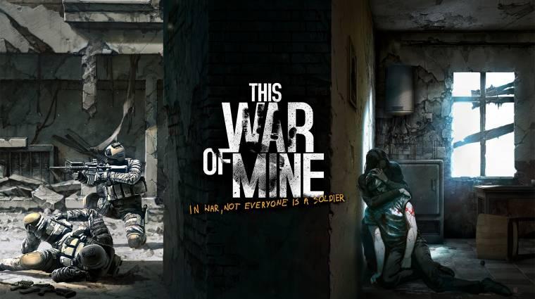 Tananyag része lesz a This War of Mine bevezetőkép