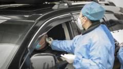 Felfüggeszti a koronavírus-gyanús emberek fiókjait az Uber kép