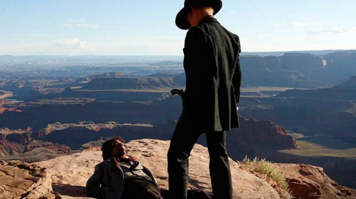 Traileren a Westworld kép