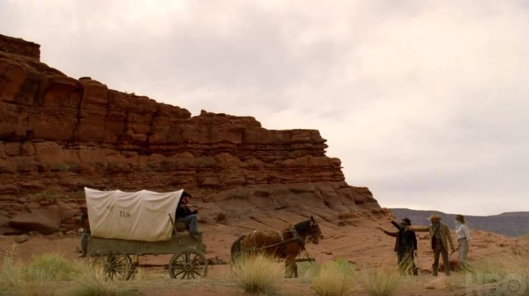 A Westworld alkotói már a 2. évad történetén dolgoznak kép