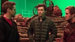 Avengers: Infinity War - elrajtolt a forgatás, van videónk is róla! kép