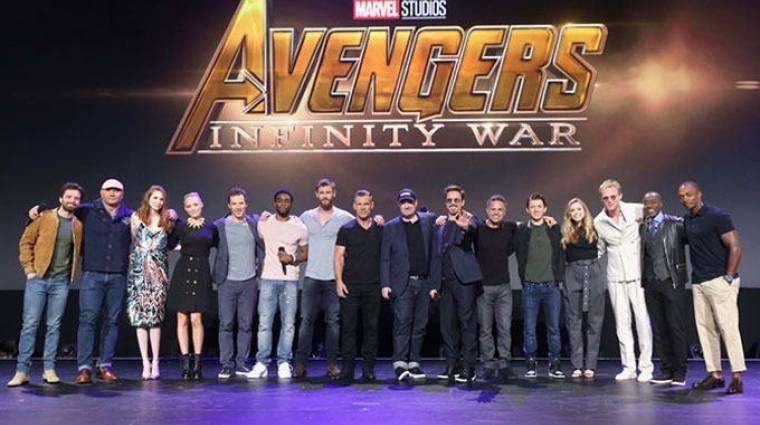 Avengers: Infinity War - rossz minőségben, de nézhető az előzetes bevezetőkép