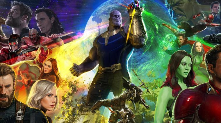 Avengers: Infinity War - már nézhető az első hivatalos előzetes bevezetőkép