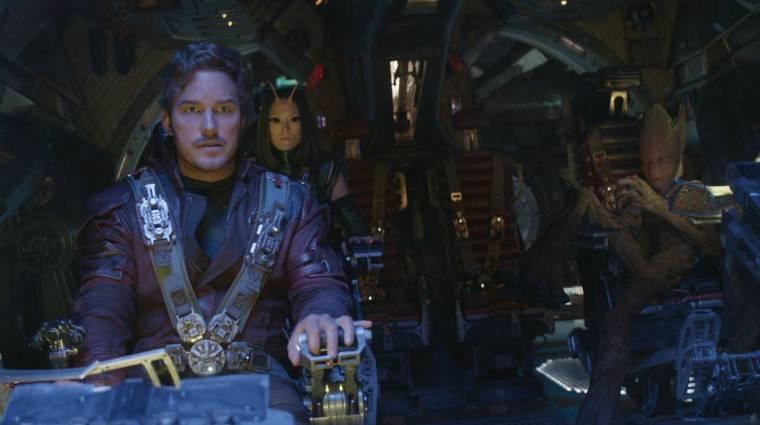 Íme a Bosszúállók: Végtelen háború egyik törölt jelenete kép