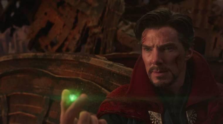 Új forgatókönyvírót kapott a Doctor Strange 2 kép